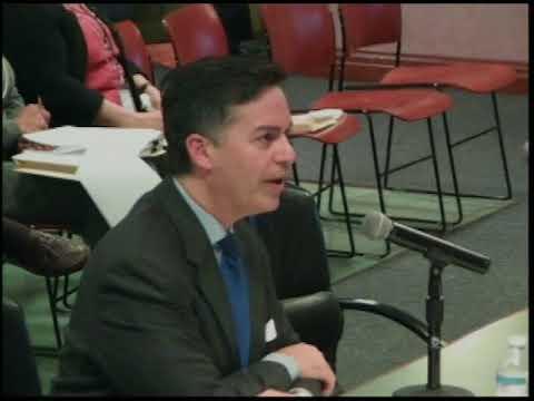 Union County - Budget Hearing  #2 - Union County NJ