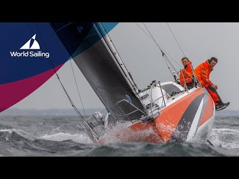Mixed Two Person Offshore - New Sailing Event at Paris 2024