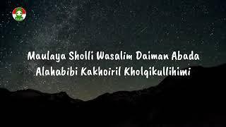 Sholawat Maula ya sholli wa sallim da iman abada