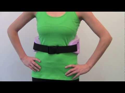 AquaJogger Fit Belt from Optomo