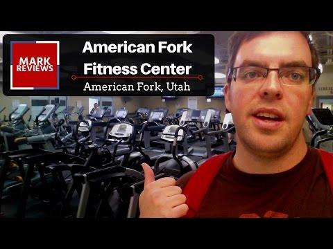 American Fork Fitness Center - Review - American Fork, Utah