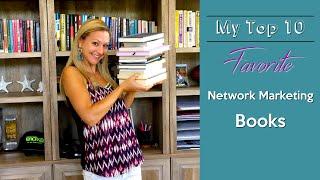 My Top Favorite Network Marketing Books