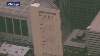 Inmates escape high-rise using sheets