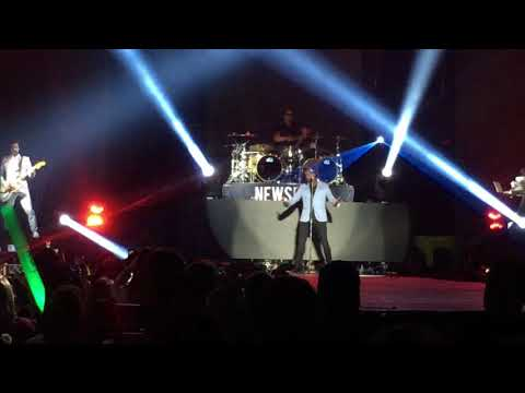 Newsboys Live In Hidalgo Texas