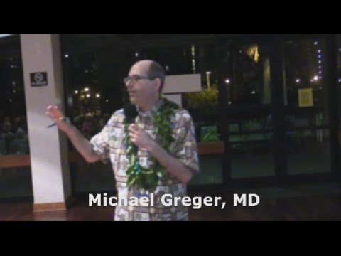 How Not to Die -  Michael Greger, MD