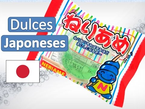 Dulces Japoneses Neriame Stirring up Rain ねりあめ Japanese Candy TokyoTreat