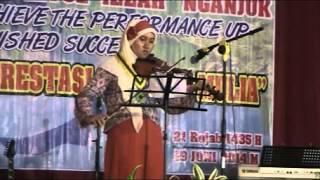 Sanggar Allegro Candra Febriana  LAGU PEMBANGUN INSAN CENDEKIA HYMNE GURU )