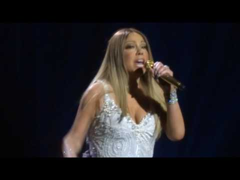 Mariah Carey - My All #1 To Infinity Las Vegas 6-25-16