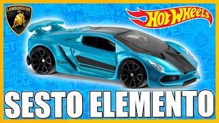 Hot Wheels Lamborghini Sesto Elemento Showcase