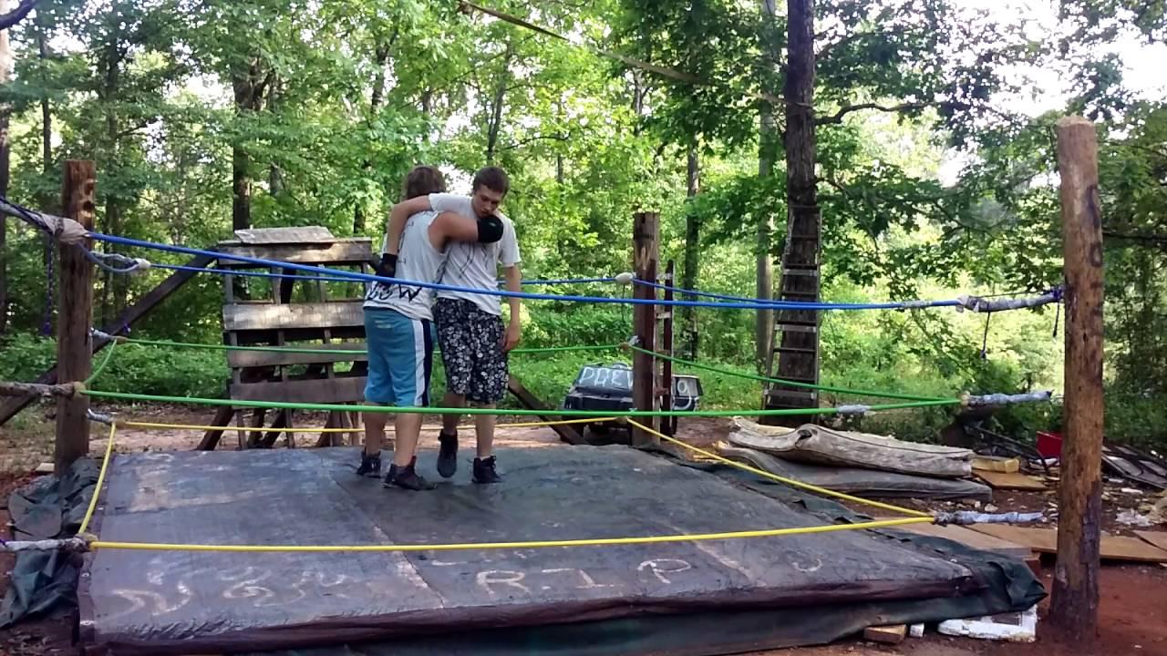 backyard wrestling 2016 youtube