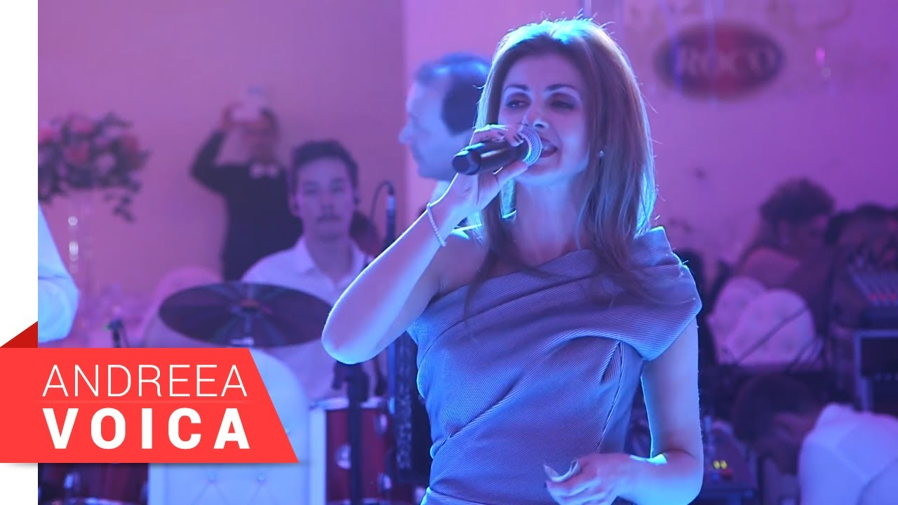 Andreea Voica - Ascultari Live (Botez Clara 2017)