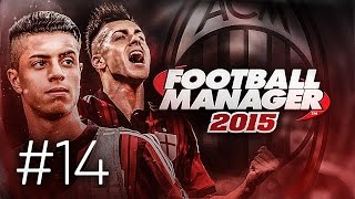 FOOTBALL MANAGER 2015 LET