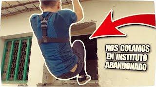 ✔ Visitando INSTITUTO ABANDONADO de ADULTOS ! - Exploracion Urbana Lugares Abandonados en España