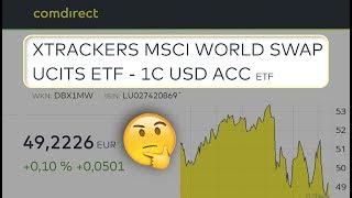 Warum haben ETF so komische Namen?
