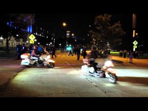 Chicago Police Department new bikes unit