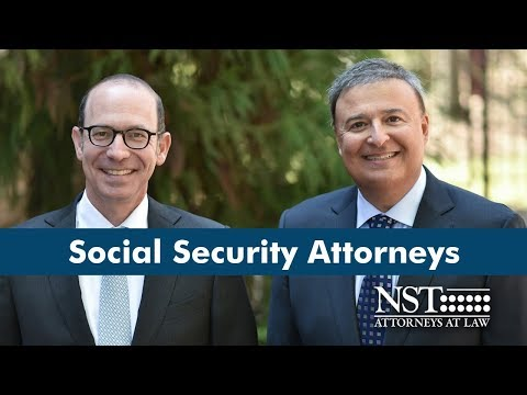 Social Security Disability Legal Help from the Lawyers of NST Law