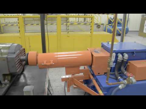 Full Load Dynomometer Test On Electric Motor - Global Electronic Services