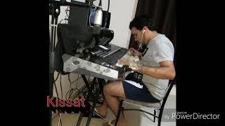 """موسيقى أغنية """"قصة غرام"""" الشاب بلال الصغير - Cover #Bilal_Sghir - Kissat Gharam 🎹🎵"""