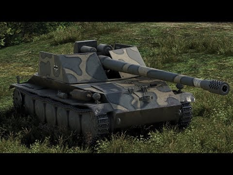 World of Tanks Rhm.-Borsig Waffenträger - 7 Kills 7,2K Damage thumbnail