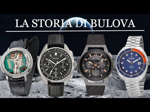 La storia di BULOVA ⌚ Storia e curiosità degli Orologi Bulova