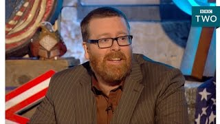 America is like a divorced woman - Frankie Boyle's American Autopsy - BBC Two