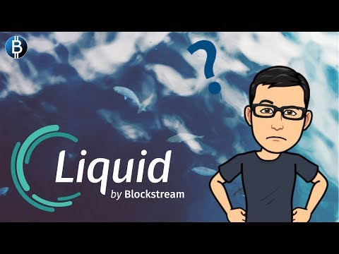 Liquid Network Explained For Dummies! Comparison To Lightning And Ripple?
