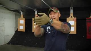 Rōnin talks over revisiting fundamentals (Combat Pistol)