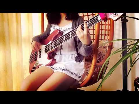 【BASS COVER】Take me -- Casiopea