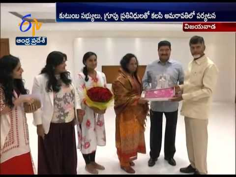 BR Shetty Group Shows Interest in Investing in Amaravati