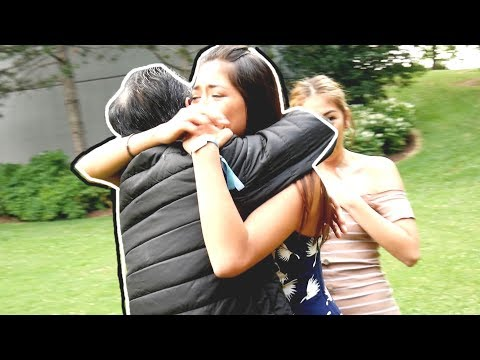 Girl Finds Her Birth Family ONLINE & Meets Them! EMOTIONAL ADOPTION LOST FAMILY REUNION