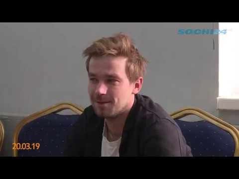 Популярный актер Александр Петров провел в Сочи мастер-класс
