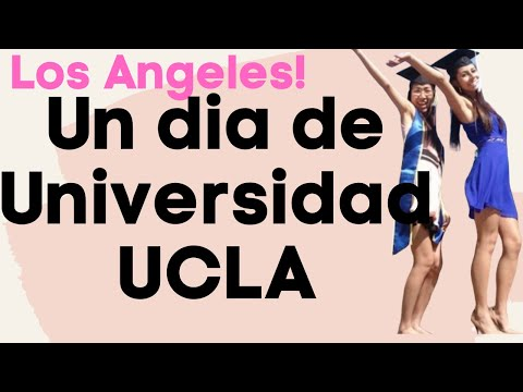 Un dia de Universidad ~ UCLA