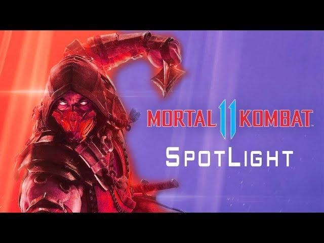 Mortal Kombat 11! - Blood, Dragons, Spotlight!!