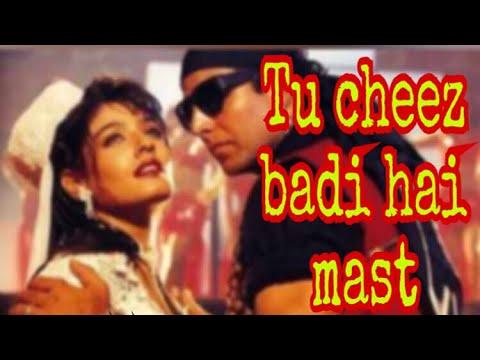 Tu Cheez Badi Hai Mast Karaoke MP3 HD