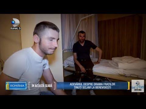 Asta-i Romania! (13.08.2017) - Drama fratilor, tinuti sclavi la Berevoiesti! Editie COMPLETA
