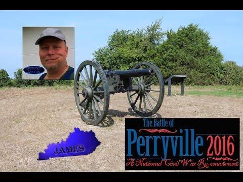 Perryville Battlefield Civil War 8 Oct 1862