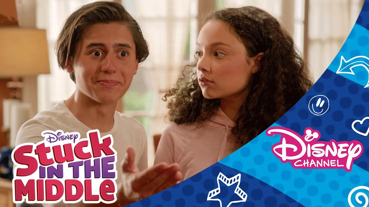 Download Stuck in the Middle   Harley the Professional Babysitter   Official Disney Channel Africa