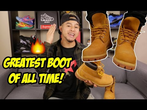 EVERYTHING THERE IS TO KNOW ABOUT TIMBERLANDS!!