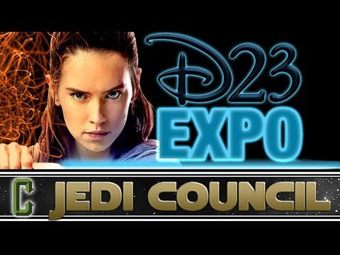 Star Wars at D23 Preview - Collider Jedi Council