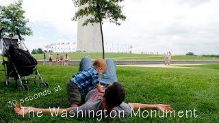 30 Seconds at the Washington Monument | Beyond the Coastline