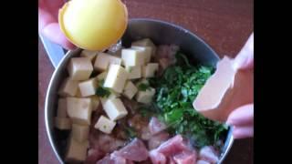 Холодные закуски мясные:Мясной колобок на бутерброды или в качестве самостоятельной закуски