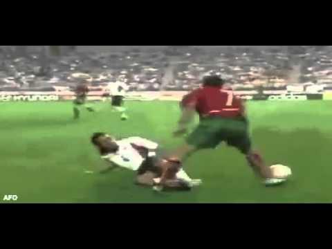 Luis Figo & Cristiano Ronaldo!