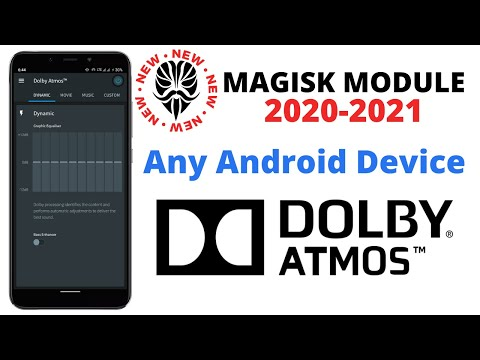 New Dolby Atmos For Any Android Device | Best Magisk Modules 2020-2021