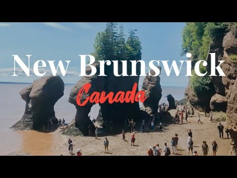 New Brunswick,  Canada || Towns Of Alma, Shediac & Richibucto
