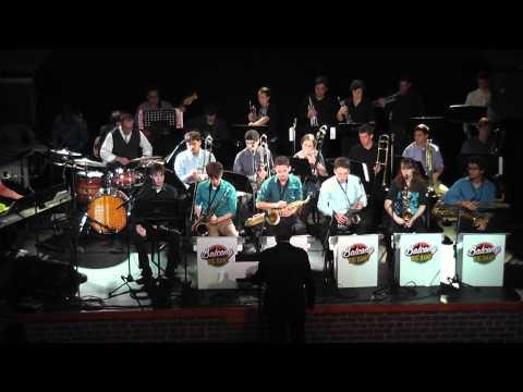 CMU Jazz Orchestra at Jergel's Rhythm Grill