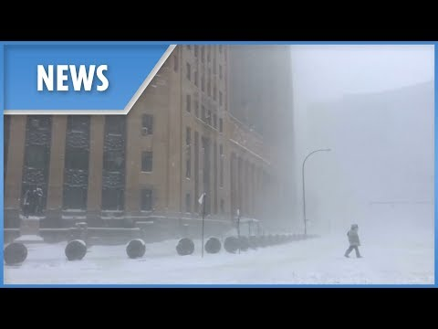 US midwest plummets to -54C (-65.2F)