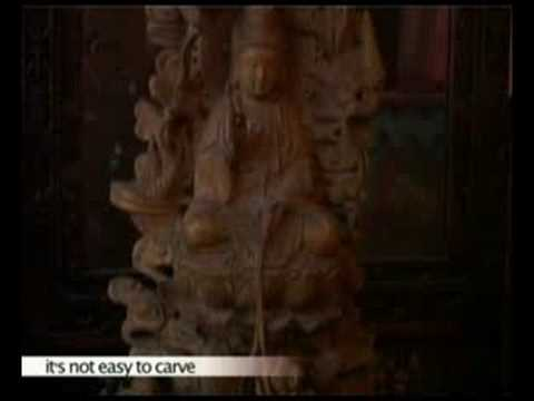 Beijing Shop offers Chinese Antique Furniture, Video 2/3