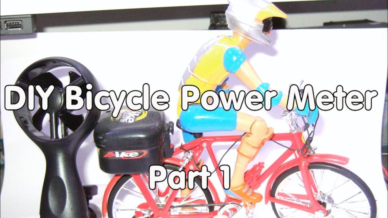 15 Diy Bicycle Power Meter Part 1 Youtube