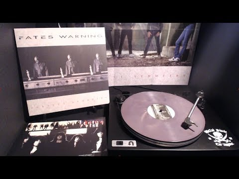 """Fates Warning """"Perfect Symmetry"""" re-issue LP Stream"""
