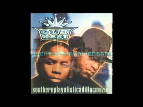 Outkast - Southernplayalisticadillacmuzik (20th Anniversary Edition C&S) full album